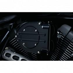 Czarny hypercharger do motocykla Yamaha Bolt XV 950 / KY-9428