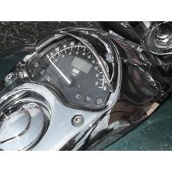 Daszek na licznik motocykla...