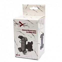 Uniwersalny uchwyt motocyklowy eXtreme na telefon / EXT R3 - pudełko