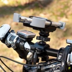 Uniwersalny uchwyt motocyklowy eXtreme na telefon / EXT R3 - mocowanie