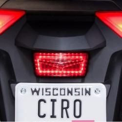 Podświetlenie LED do jazdy...