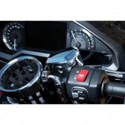 Nakładka na zbiorniczek płynu hamulcowego - przód - Honda Gold Wing