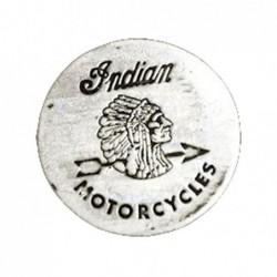 Indian Motorcycles - duża przypinka motocyklowa / TOR 8099783