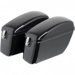 Motocyklowe kufry boczne z...