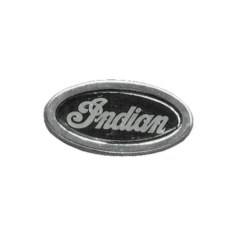 Indian - owalna przypinka motocyklowa, gadżet / TOR 8098153