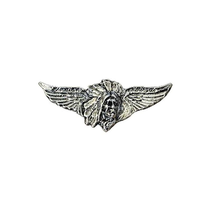 Indian head wings - przypinka motocyklowa / TOR 535927