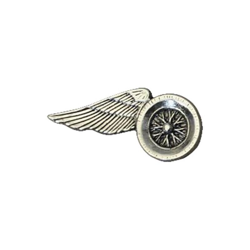 Wing Wheel - przypinka motocyklowa / TOR 535923
