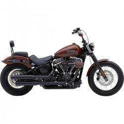 "Tłumiki Cobra Neighbor Hater 3"" czarne Harley-Davidson Softail / COBRA 6047B"