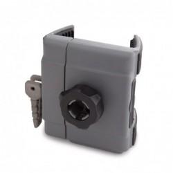 Uchwyt na telefon / GPS z ładowarką / PE 44020590 - widok z tyłu