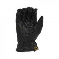 Klasyczne skórzane rękawice motocyklowe męskie / MCS