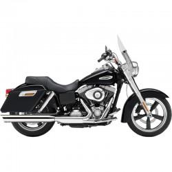 "Tłumik Cobra Slashdown 4"" Slip-On Harley Dyna FLD / COBRA 6209"