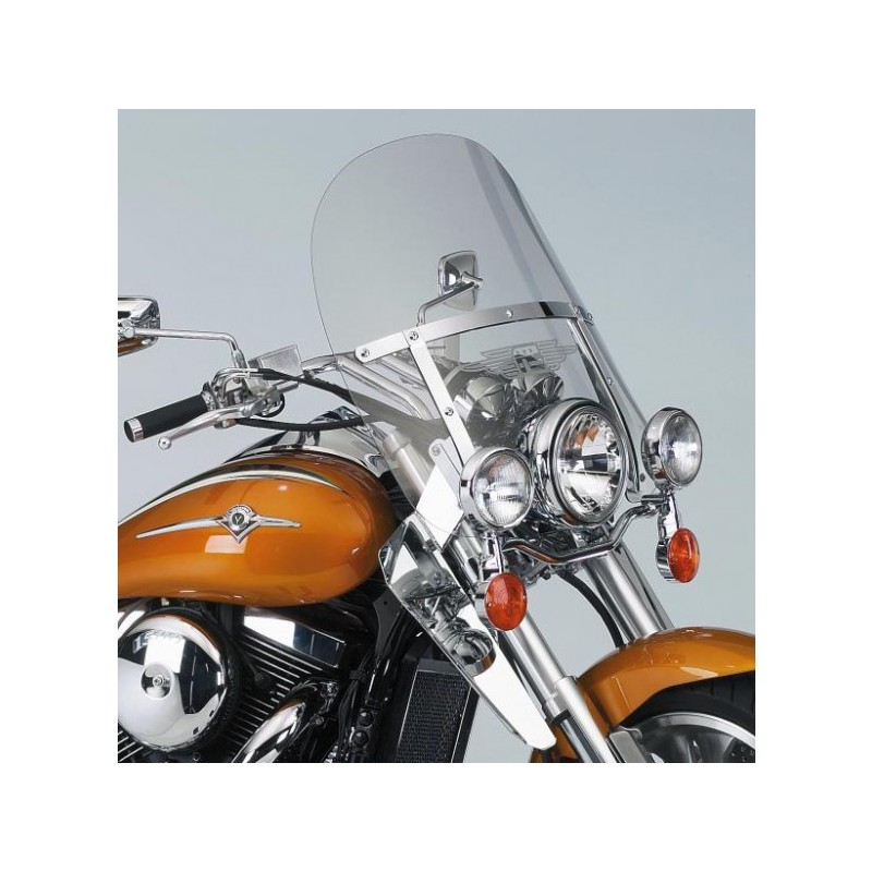Motocyklowe deflektory na nogi / N764