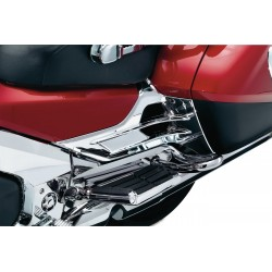 Chromowana osłony akumulatora motocykla Honda GL 1800