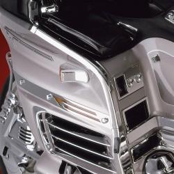 Chromowane listwy na owiewkę do motocykli Honda GL1500