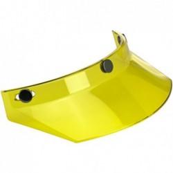 Daszek do kasku Biltwell Moto Visor Yellow / BW 2002-103