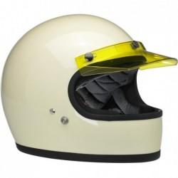 Daszek do kasku Biltwell Moto Visor Yellow / BW 2002-103 - Bonanza