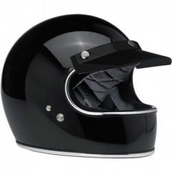 Daszek do kasku Biltwell Moto Visor Black / BW 2002-561 - integralny