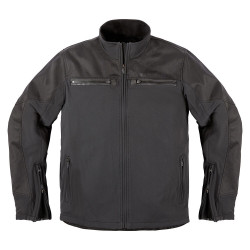 Kurtka motocyklowa Icon 1000 Nightbreed\ JACKET NIGHTBREED BLK