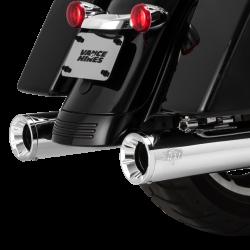 Tłumiki Vance & Hines Eliminator 400 SLIP-ON H-D Touring / V16714