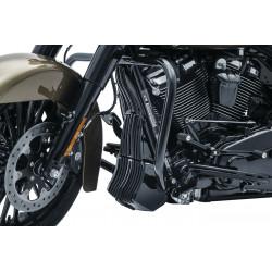 Osłona regulatora napięcia w motocyklu H-D Touring M8 / zamontowana