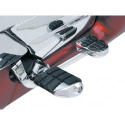 Chromowane podnóżki z adapterami Honda GL1500,Valkyrie