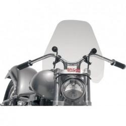 Szyba motocyklowa Slipstreamer Spitfire S-06 z czarnymi okuciami / PE 23130001