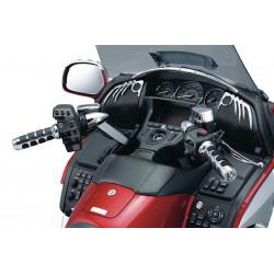 Nakładki na manetki motocyklowe ISO-GRIPS - Gold WIng