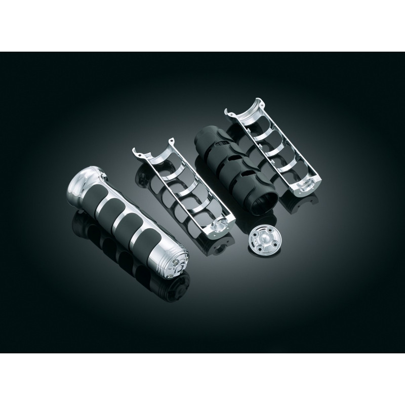 Nakładki na manetki motocyklowe ISO-GRIPS / KY-6183