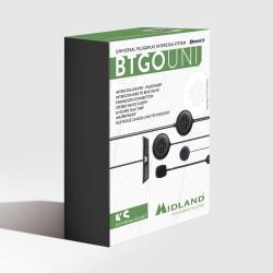 System komunikacji BT Go Uni interkom Plug&Play uniwersalny\MIDLAND C1310.01