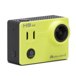 "Motocyklowa kamera sportowa H9 Ultra HD 2""LCD\ MIDLAND C1405"
