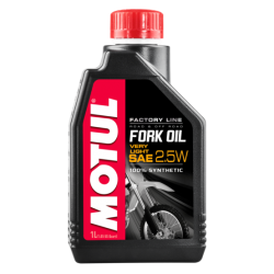 Olej hydrauliczny FORK OIL FACTORY LINE 2.5W\ MOT105962