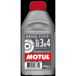 Płyn hamulcowy DOT 3 & 4 BRAKE FLUID\ MOT102718