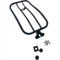 "Bagażnik 7""Motherwell H-D Softail Slim '18-Czarny mat\PE 15100412"