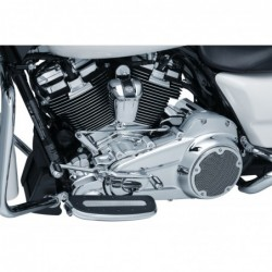 Nakładka na obudowę rozrusznika do H-D Touring / KY-6416 - na silniku