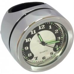 """Zegarek na kierownicę 1"""" 25mm / PE 2212075"""