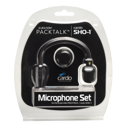 Zestaw mikrofonów Cardo Scala Rider PackTalk/ SHO-1\ SPSH0002