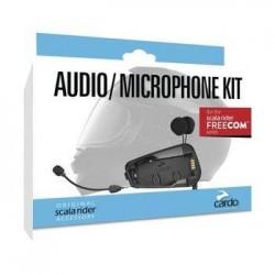 Audio kit z mikrofonem Cardo Freecom\ SRAK0034