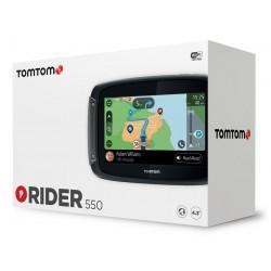 Nawigacja TomTom Rider 550 Premium Pack\ TOMTOM RAIDER 550 PREMIUM