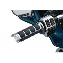 Podgrzewane manetki Kuryakyn ISO Harley rolgaz linkowy / KY-6471