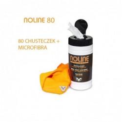 Chusteczki czyszczące z mikrofibrą - 80 sztuk