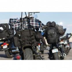 Torba motocyklowa Kuryakyn Momentum Vagabond Bag / KY-5285 - na motocyklu
