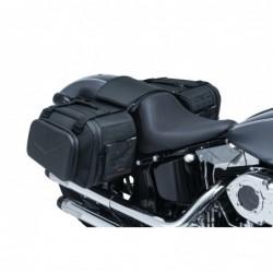 Boczne sakwy motocyklowe Kuryakyn XKursion  / KY-5293 - na motocyklu