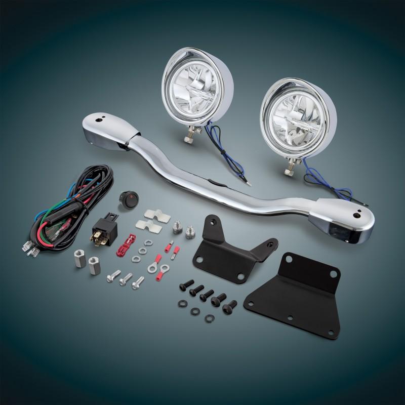 Motocyklowe lightbary LED / BB 82-237L / Suzuki VL800, C50