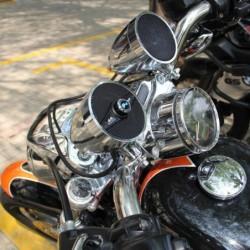 Głośniki motocyklowe Lexin...