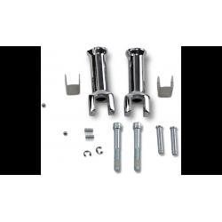 Uchwyty montażowe podnóżków pasażera Harley Softail / PE 16201784