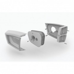 Hypercharger ES do H-D Milwaukee-Eight Softail