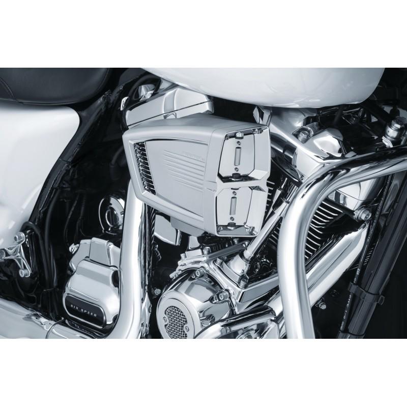Chromowany hypercharger ES do H-D Milwaukee-Eight Touring / KY-9359