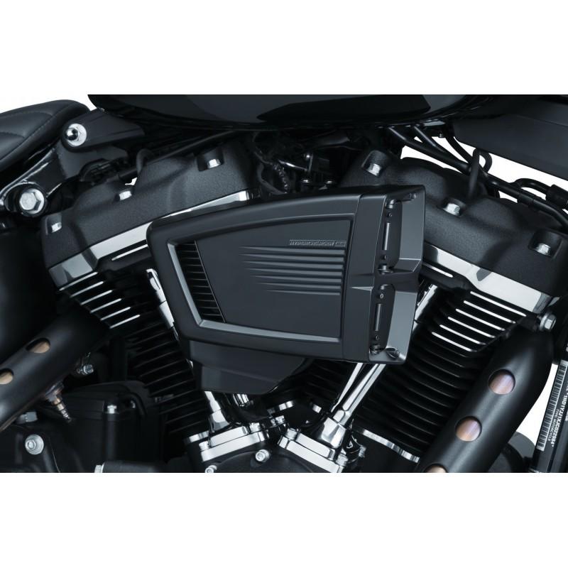 Czarny hypercharger ES do H-D Milwaukee-Eight Touring / KY-9360