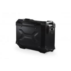 Prawy kufer boczny SW-Motech TRAX ADV M 37L czarny\ ALK.00.733.11000R/B