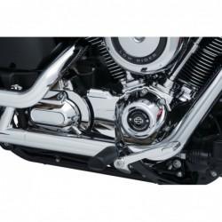 Pokrywa Precision na skrzynię biegów silnika M8 Softail